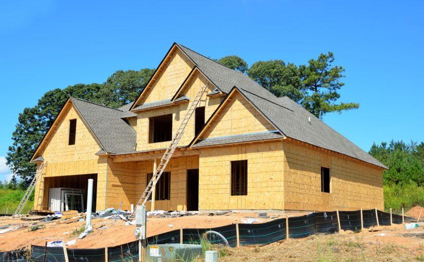 Zgodnie z aktualnymi regułami nowo wznoszone domy muszą być gospodarcze.