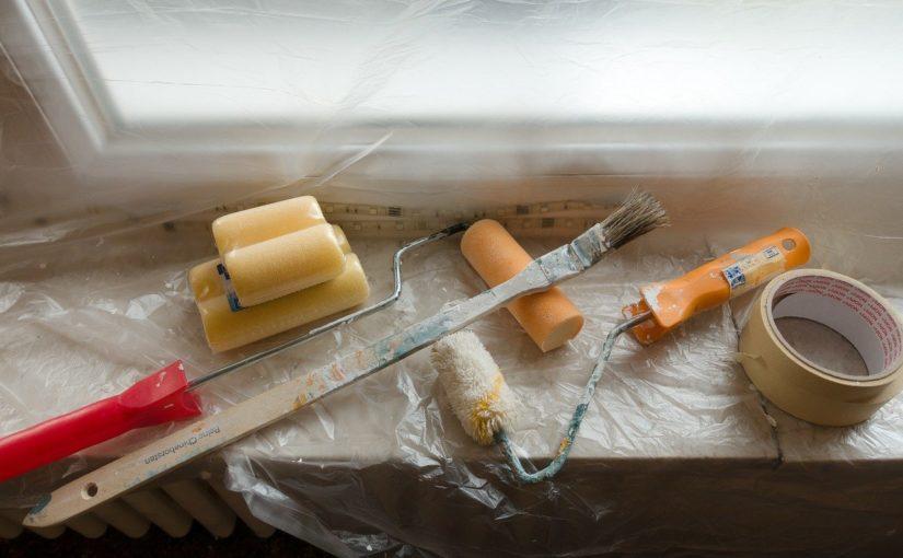 Planując renowacja mieszkania wskazane jest wcześniej przygotować się do niego.